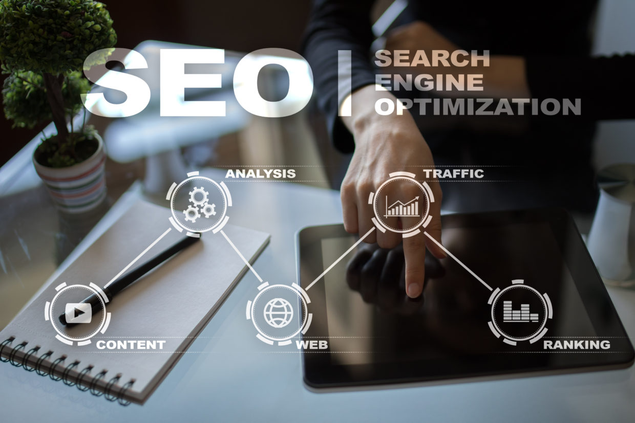 Agenzia di web marketing Lenus Media: SEO. Primo sui motori di ricerca